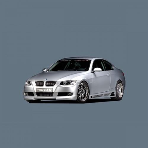 Εμπρόσθιο σπόιλερ Rieger για BMW Σειρά 3 (E92/ Ε93).